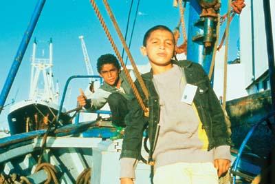 Ali Zaoua príncipe de Casablanca - Copyright © 2000 2M, Ace Editing, Alexis Films, Ali'n Productions, Gimages 3, Le Studio Canal+, Playtime, TF1 International y TPS Cinéma. Todos los derechos reservados.