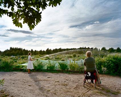 Sanni Seppo: Marja-Terttu ja Lea, sarjasta Palsta (2010)