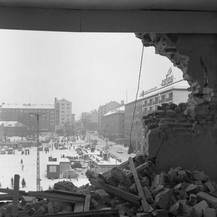 Taistelu Turusta, Hamburger Börs - Valokuva: Turun maakuntamuseo
