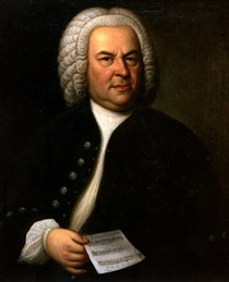Elias Gottlob Haussmann: Johann Sebastian Bach (1746)