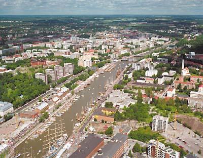 Tall Ships' Race Turku - kuva-arkisto