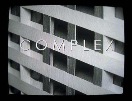 Thom Vink: Complex