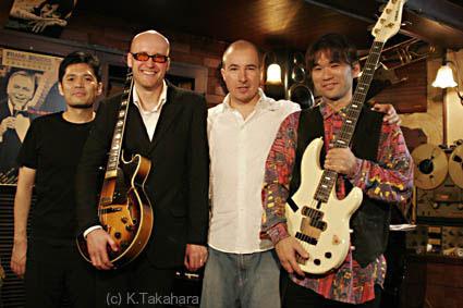 Kuinka käy japanilaisilta jazz?