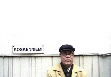 Markku Into - Valokuva Antti Arvaja