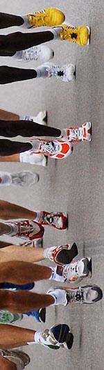 5 tapaa juosta maraton